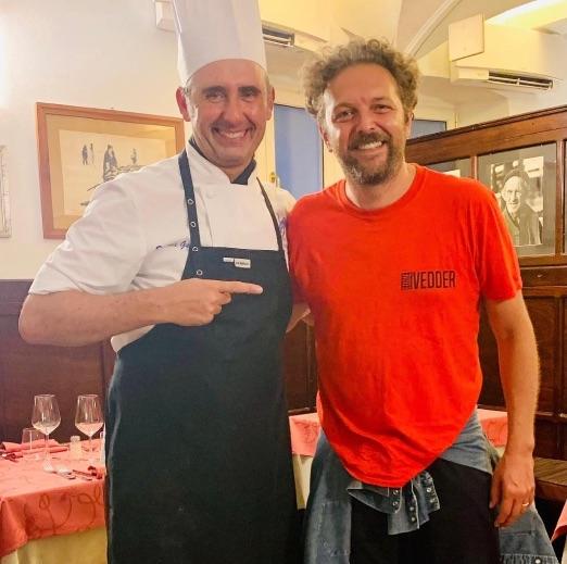 Antonio Ornano - Vip Polpo Mario Ristorante Sestri Levante