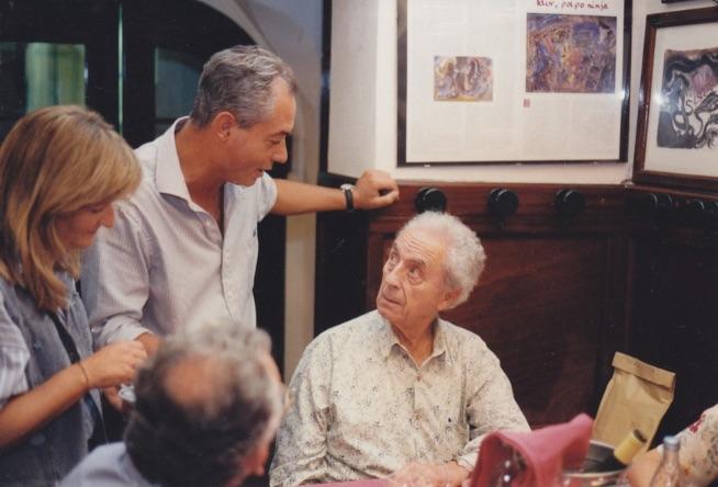 Antonioni - Vip Polpo Mario Ristorante Sestri Levante