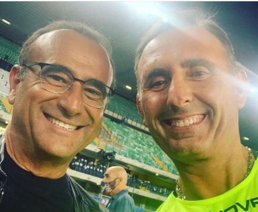 Carlo Conti - Vip Polpo Mario Ristorante Sestri Levante
