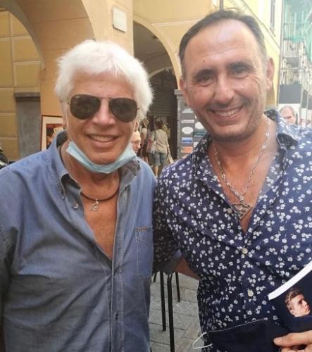 Sandro Giacobbe - Vip Polpo Mario Ristorante Sestri Levante