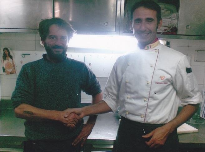 Giovanni Soldini - Vip Polpo Mario Ristorante Sestri Levante