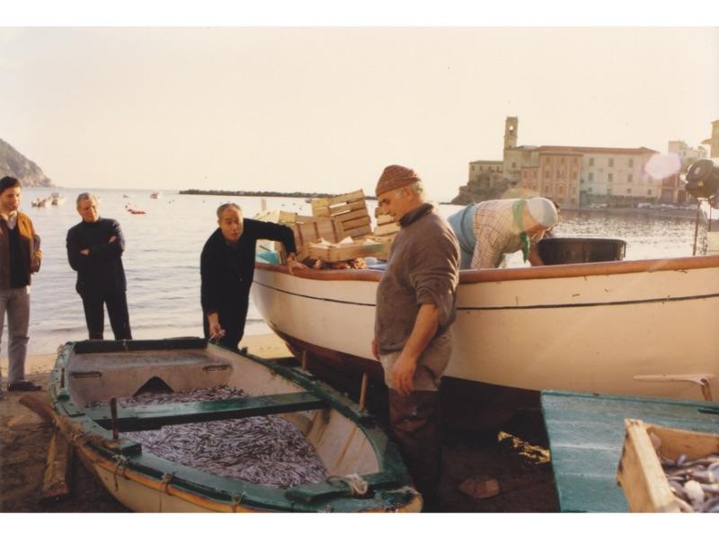 Peschereccio Polpo Mario Ristorante Sestri Levante