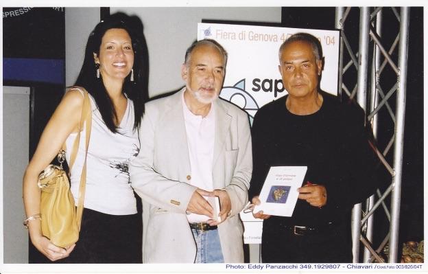 Tahar Ben Jelloun - Vip Polpo Mario Ristorante Sestri Levante